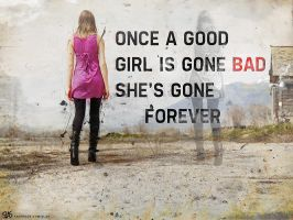 Good Girl Gone Bad by Hatem-DZ