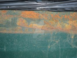 Rusty Rust Green by ChairJ