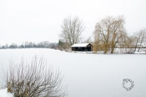 Paysage d'Hiver 2015 by XanaduPhotography