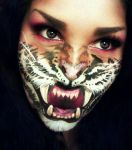 Your Gonna Hear me ROARRR! by ARTSIE-FARTSIE-PAINT