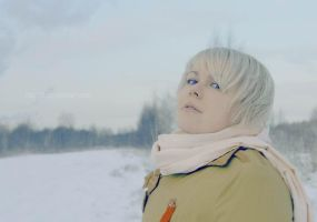 aph_RUSSIA_cosplay by ItsuChi