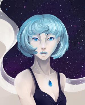 Blue by InAnOrdinaryWay