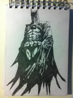 Batman! by Urvet