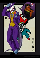The Joker by crocdragon89