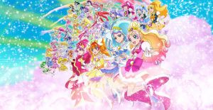 Pretty Cure All Stars 8 by a22d