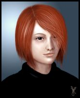 red hair by fandygembuk