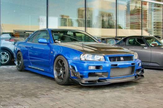 Fast And Furious by SeanTheCarSpotter