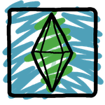 The Sims icon by Obinoobie