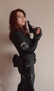 Black Widow Cosplay by Emmy-Enemy