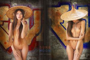 Sun And Moon by artofdan70