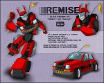 TF - Remise Sheet by Lizkay