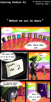 CM Round 1 Page 1 by SprayPaintHavoc