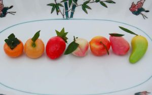 Tiny Fruits by OcularFracture
