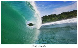 sweet wave by nitsugaphotography
