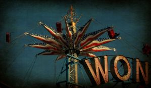 WONDER WHEEL by alan1828