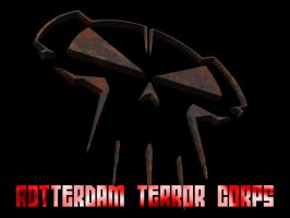 Rotterdam Terror Corps Wall 01 by zentron