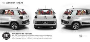 FIAT Submission Template - Room for all the family by littlesusie2006