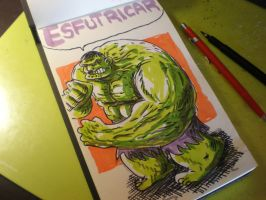 Hulk Esfutrica by Cosmic-Rocket-Man