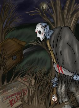 Jason Contest by emilio1234567