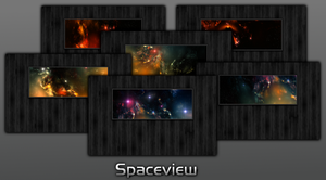 Spaceview by LaGaDesk