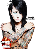 Ashley Purdy - Render by MisserBK
