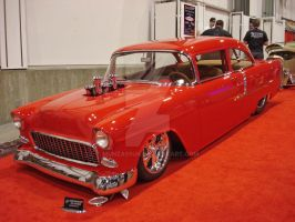 55 Chevy by munza99uk
