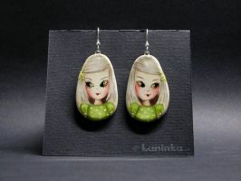 Laninka Earrings by 1anina