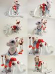 Okami Amaterasu for Soulren by lovelauraland