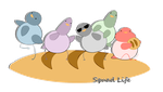 Pigeon Squad by All-G
