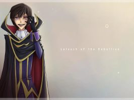 .:Lelouch of the Rebellion:. by BlissfulGold