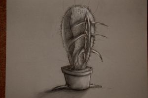 Monster Plant 1 by imdeerman