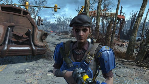 Becca Smith Fallout 4 by MathisAl1990