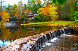 Highland Lake Fall 7025 by TommyPropest-Candler