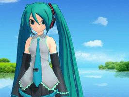 MMD Miku Smooth Animation Demo by Trackdancer