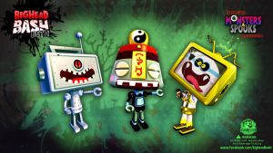 BHB Undead Wallpaper - BOTS by SpicyHorseOfficial
