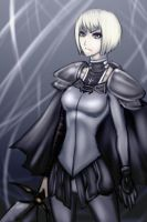 Claymore - Claire by buuzen