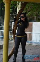 My Julie Newmar 's Catwoman Cosplay by noooooname