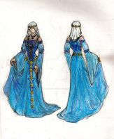 Medieval Dress Deisgn Contest by DrunkMonkeyOnTheRoof