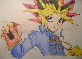 Request: Yu-Gi-Oh by PeaceByPiece95