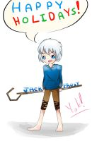 Jack Frost by nammon02