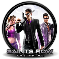 Saint's Row: The Third - Icon by Blagoicons