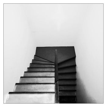 Gradient stairs. by deeef