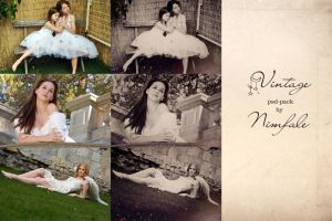 Vintage psd-pack by Nimfale by Nimfale