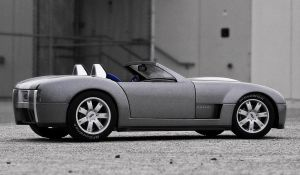 Ford Shelby Cobra Concept Nr.1 by FordGT