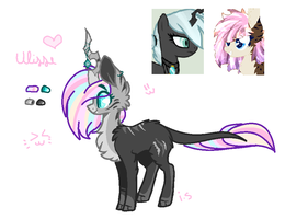 Mlp: Ulisse (Shipping result) by BlackTempestBrony