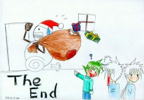 What is christmas true ending by UnknownSoulCollector
