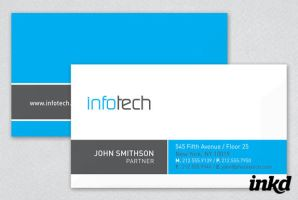 Information Technology by inkddesign