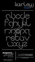 KuirleyJ - My First Font by Ovyggud
