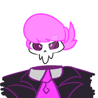 Mystery Skulls Ghost - Lewis by xionDreamer