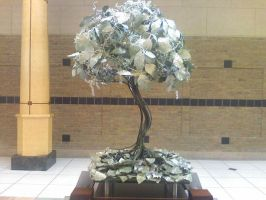 Money Tree by vortexgrey